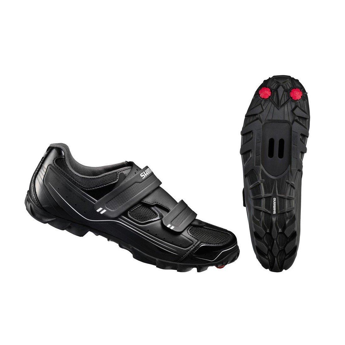 Shimano SH-M089L Schuhe Unisex schwarz 2017 Mountainbike-Schuhe Größe 47 4jTRIpZIH