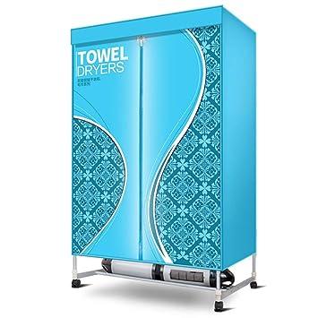 Secador de ropa ZXW@ Secador de Toallas de Alta Capacidad Tres Pisos Máquina Multiusos Ropa de Secado rápido Peluquería Hotel Hotel Dedicación Sábanas: ...