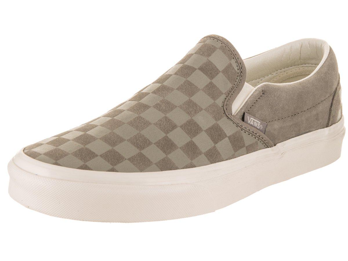 Vans Unisex Classic Slip-On (Checker Emboss) Fallen Rock Skate Shoe 7.5 Men US/9 Women US by VANS