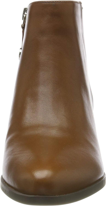 Guess Verneta/Stivaletto (Bootie)/Le, Stivali Chelsea Donna Marrone Light Natural Tan