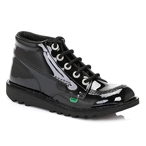 8f1af146 Brand New Kickers Boots Genuine Classic Kick Hi Junior / Kids Boots Shoes  Size UK 3