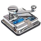OCB 3013 MikrOmatic, Stopfmaschine Zigaretten, chrome poliert, 20 cm