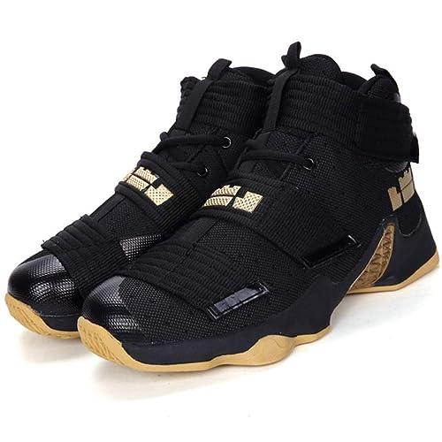 ee9a746ceba Amazon.com   Mrh.Dar Basketball Shoes Men High Top Ultra Boost ...
