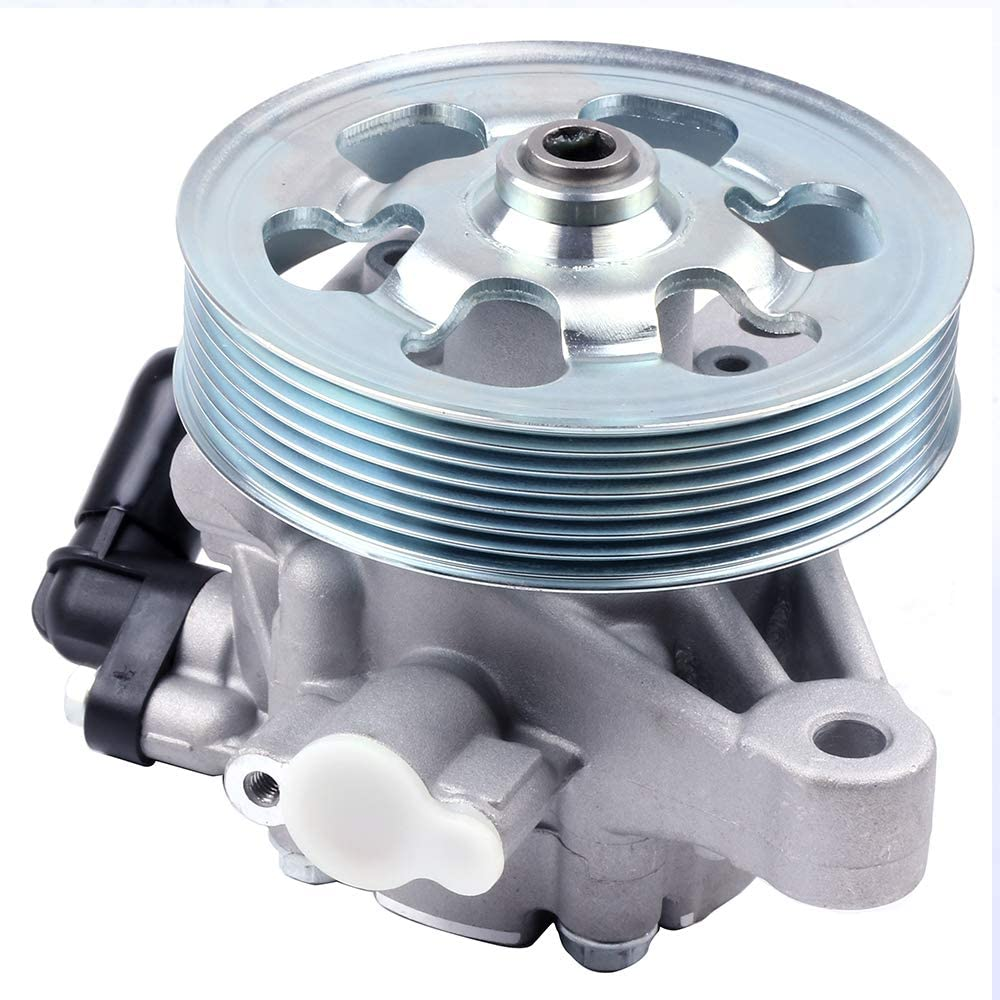With Pulley ANPART Power Steering Pump fit for 2008 2009 2010 2011 2012 Honda Accord