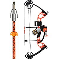AMSBowfishing Juice Bow Kit 15-50lb with Muck Buster