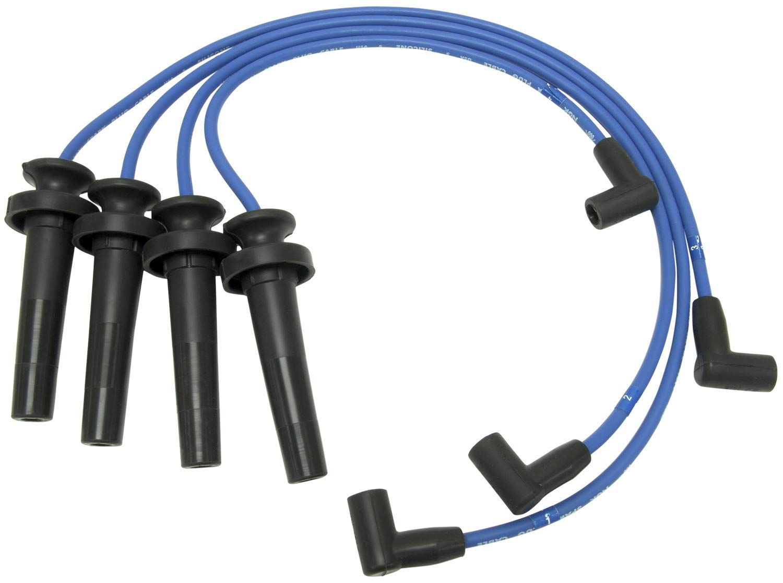 51117 NGK RC-GMX081 Spark Plug Wire Set