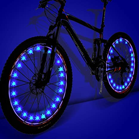 Dreamingbox - Luz LED para Rueda de Bicicleta: Amazon.es ...