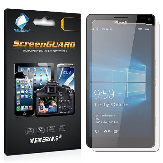 16 opinioni per 3 x Membrane Pellicola Protettiva Microsoft Lumia 950 XL- Trasparente,