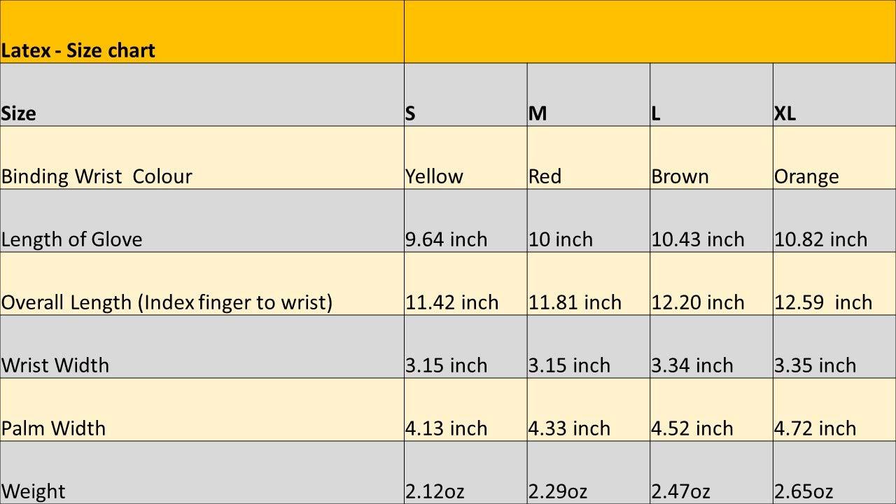Tough Work and Gardening Gloves for Men and Women(12 pairs per pack) (Latex, Medium) Supreme Hi-vis orange with full thumb dipping by Evara by Evara (Image #7)