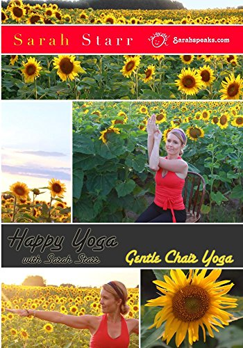 Gentle Chair Yoga with Sarah Starr (Chair Yoga For Seniors Dvd)