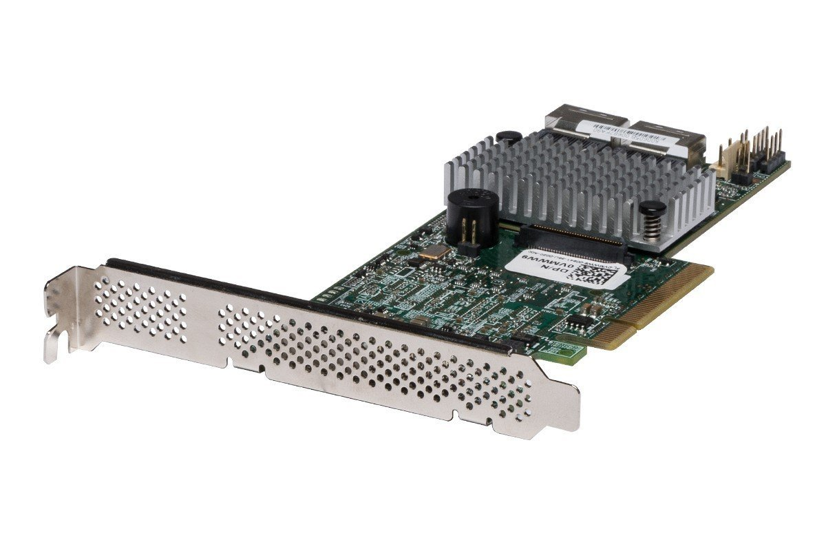 LSI Logic Megaraid Eight-Port 6Gb/s PCI Express 3.0 SATA+SAS RAID Controller LSI00330 by LSI Logic
