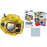 Digimon Adventure Kizuna Complete Selection Animation Digivice Last Evolution & Digimon Card Pack Ver.0.0 & LCD Cleaner…