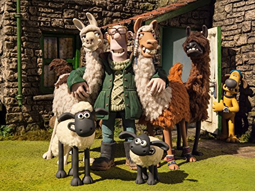 (Shaun the Sheep - The Farmer's)
