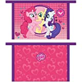 My Little Pony Beauty Bag Kulturtasche Einhorn Kulturbeutel Kinder Waschtasche