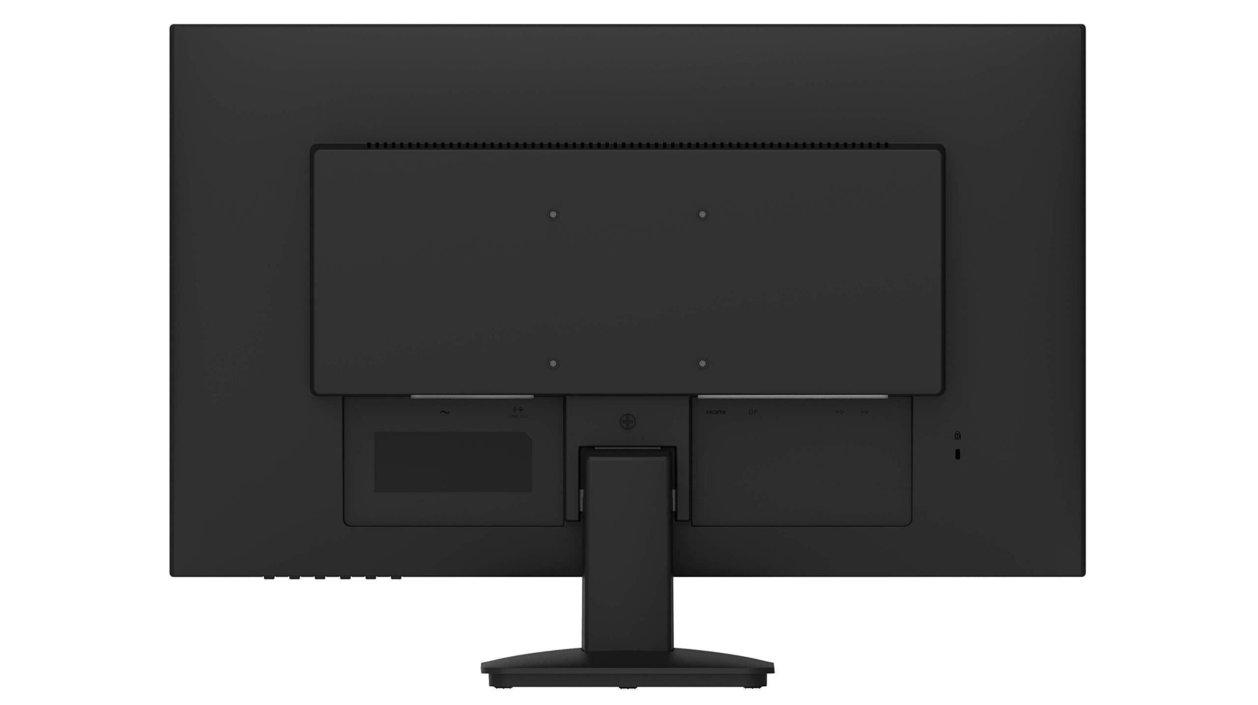 "Dell Gaming LED-Lit Monitor 27"" Black (D2719HGF), FHD (1920 x 1080) at 144 Hz, 2 ms response time, DP 1.2, HDMI, USB, 2W x 2 speakers, AMD FreeSync 2"