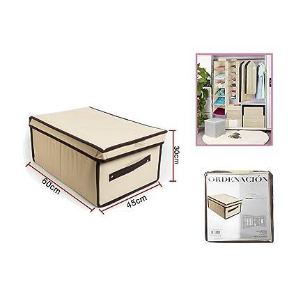Dabuty Online, S.L. Caja Organizador de Ropa, Toallas, sabanas, Zapatos etc…