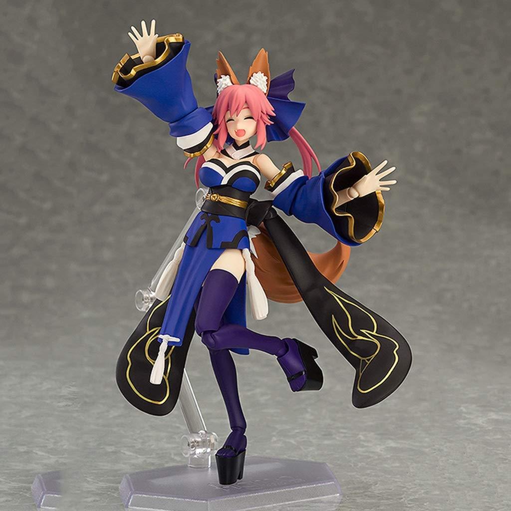 Hay más marcas de productos de alta calidad. - Anime Personaje de Juego de Dibujos Animados Animados Animados Modelo Estatua Altura 14,5 cm Decoraciones de Juguete Regalos artículos de colección cumpleaños ZHJDD  la red entera más baja