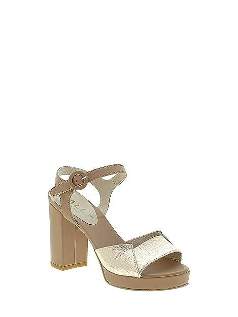 Mally es Y Mujeres 5750m Zapatos Sandalias Amazon Complementos Altos rAxqrWUnf