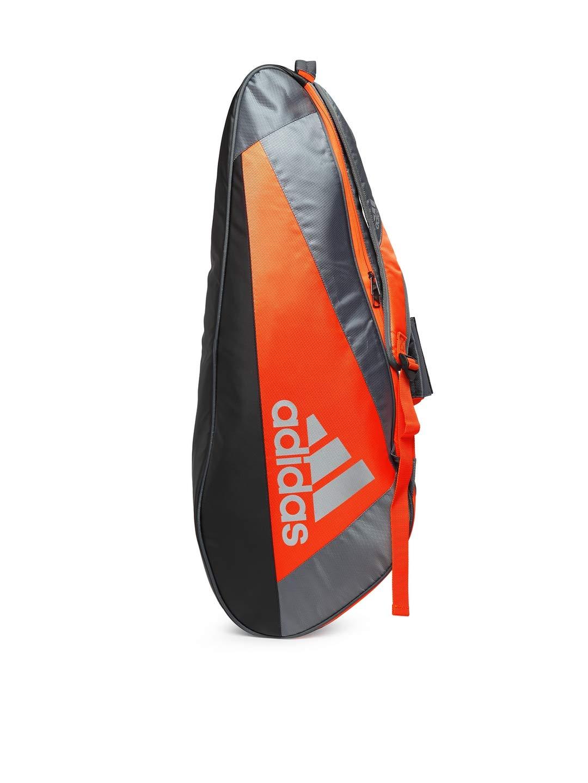 39144c4dbc2 Buy Adidas Wucht P5 Orange Badminton Kit Bag- 85 L Online at Low Prices in  India - Amazon.in