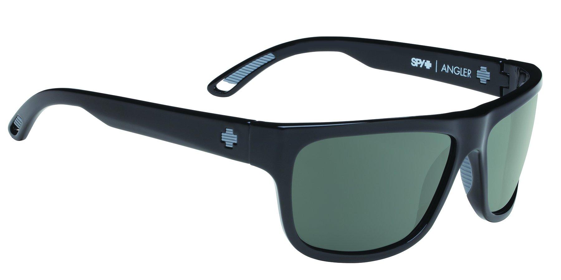 4300a525aa Galleon - Spy Optic Angler Flat Sunglasses