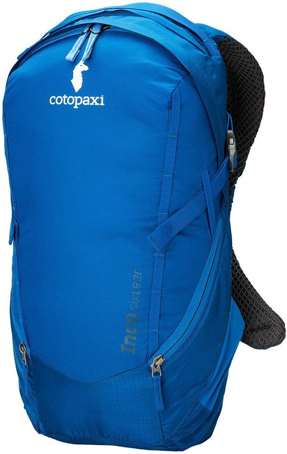 Cotopaxi Inca Technical Daypack – Lightweight Durable Hiking Outdoor Travel Backpack