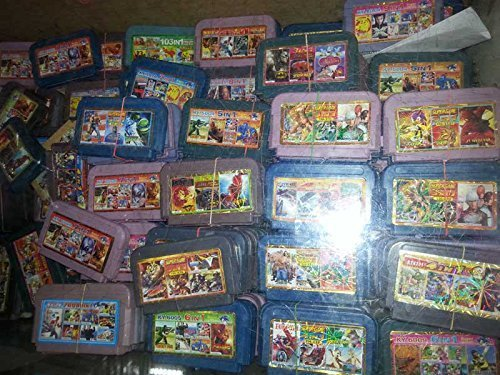 Buy 8 Bit Game Cartridges (Pack of 4) Online at Low Prices