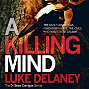A Killing Mind: DI Sean Corrigan, Book 5 | Luke Delaney