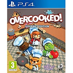 Overcooked: Gourmet Edition (PS4)