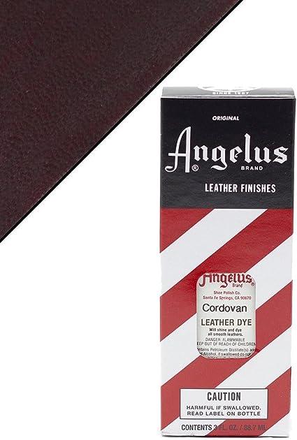 Amazon.com: Angelus Leather Dye Cordovan