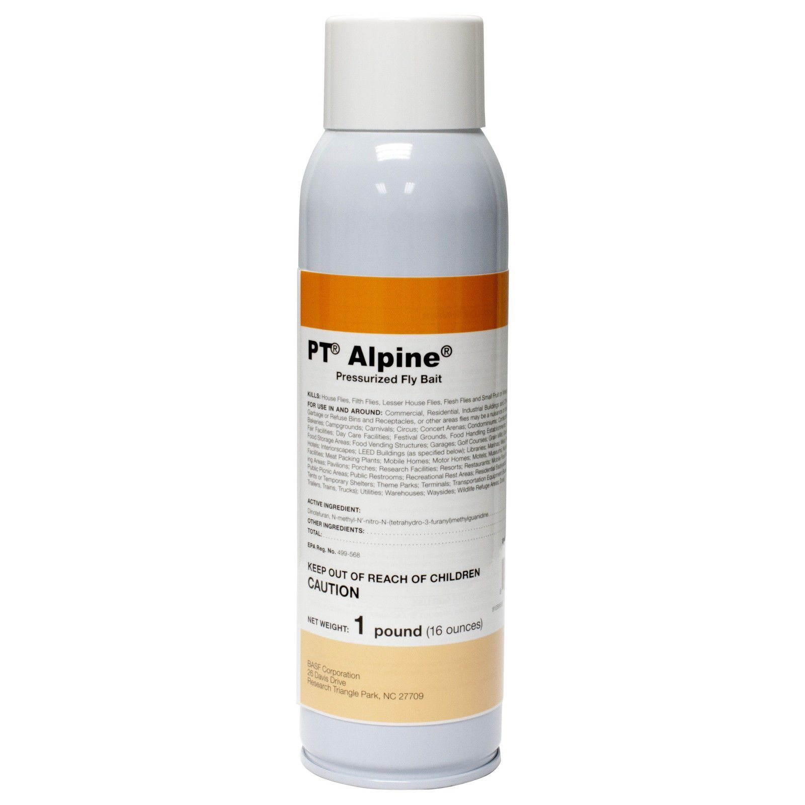 Alpine PT Pressurized Fly Bait - 16 oz can - by BASF