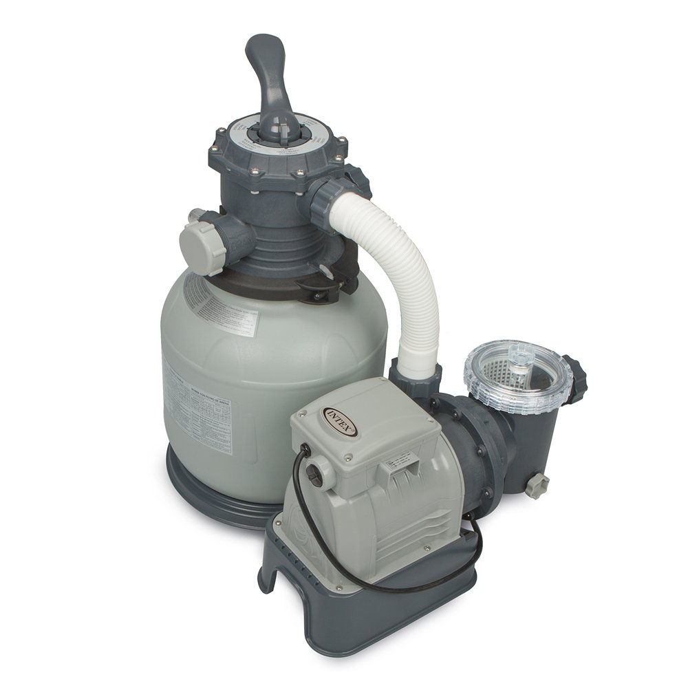 Krystal Clear Sand Filter Pump