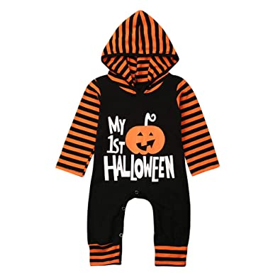 Fossen Kids Disfraz Halloween Bebe Disfraces - Traje ...