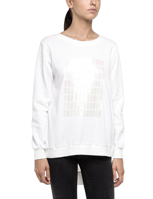 Replay Women's W3606 .000.21020 Sweatshirt