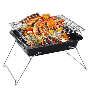 Barbecue Portatile Pieghevole.Bbq Grill Barbecue Portatile Pieghevole Di Delaman Grill A