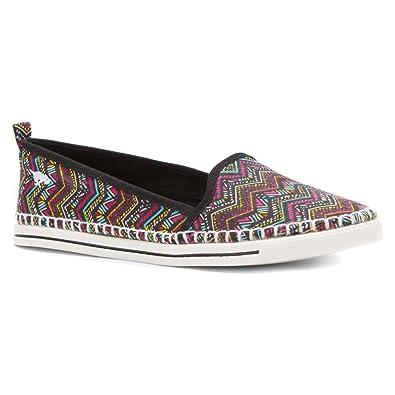 Womens Shoes Rocket Dog Sammie Black Del Mar