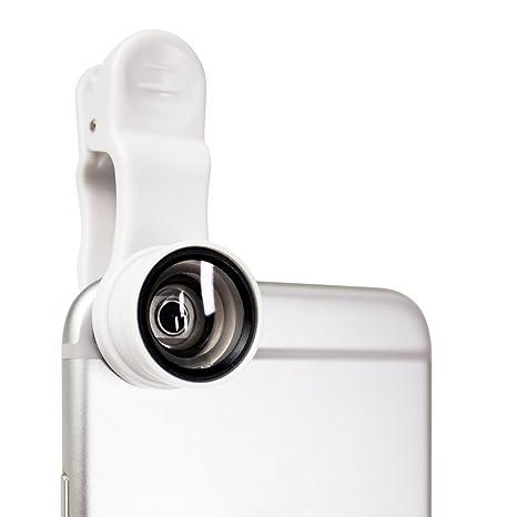 Kit 3 lentes para Smartphone color scatta fotos con lo Smartphone ...