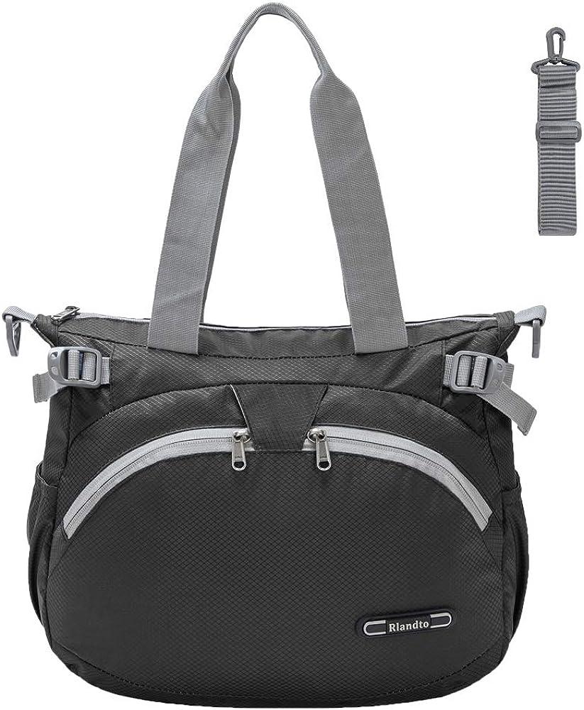 Lightweight Crossbody Shoulder Bag Sports Tote Bag for Women