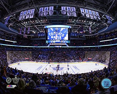 Toronto Maple Leafs Air Canada Centre NHL Action Photo 8x10 -