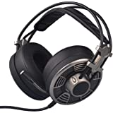 Gaming Headset, Autoor GH07 Professional Earphone with Microphone, Stereo Surround Sound Headphone for CD, PC, Laptop