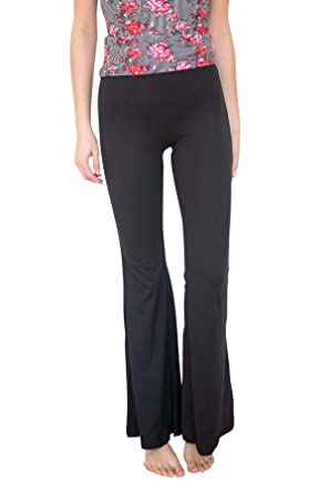 d135e1443a733 Ragstock Women's Stretch Bell Bottoms at Amazon Women's Clothing store: