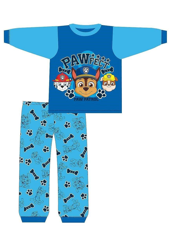Nickelodeon New Baby Boys PAW Patrol Pyjamas Set, Blue, Size 6-9, 9-12, 12-18 & 18-24 Months