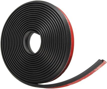 3m Long Rubber Edge Guard Strip Trim rubber Seal Protector u-Form for Car Door
