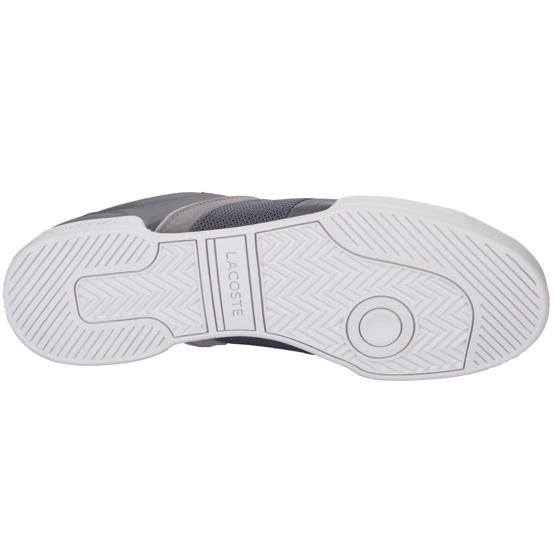 a9acbbc26066 Zapatillas Lacoste Deston Blanco  Amazon.es  Zapatos y complementos