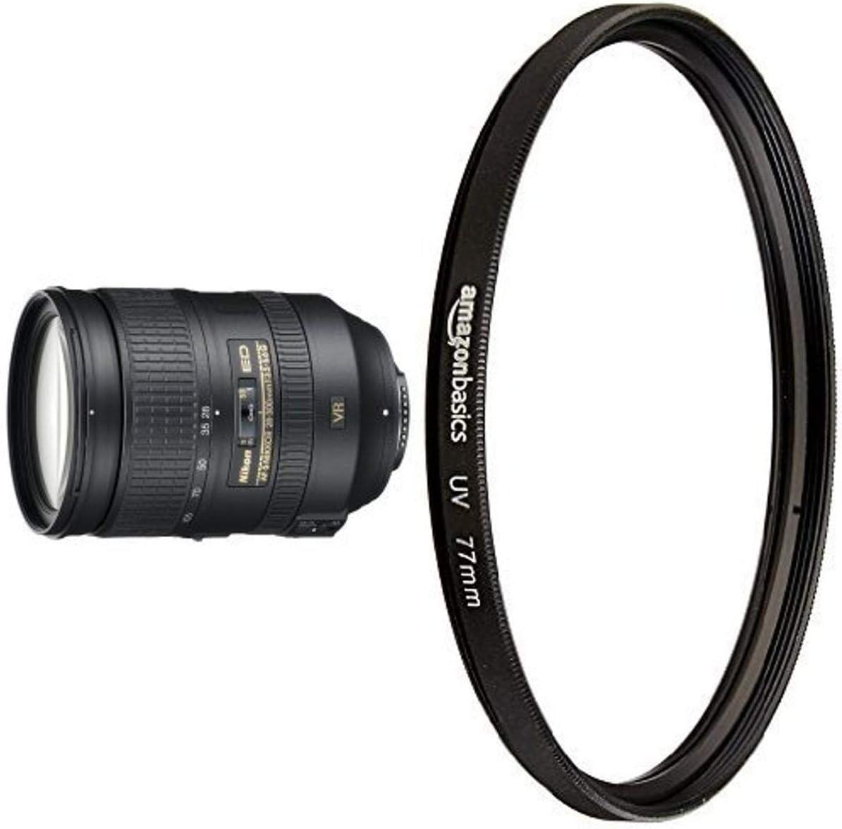Gadget Career 77mm Neutral Density ND8 Filter for Nikon AF-S Nikkor 28-300mm f//3.5-5.6G ED VR