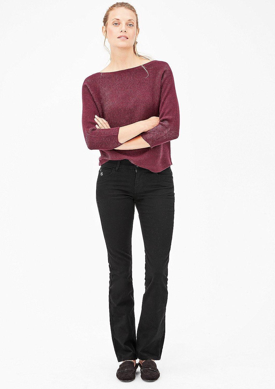 s.Oliver Smart Straight Jeans Femme