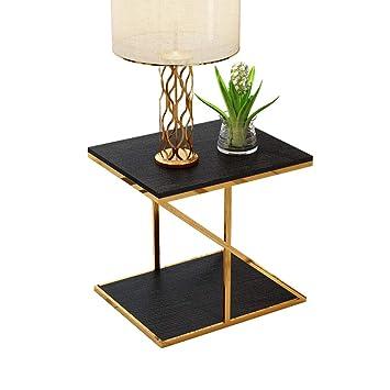 Family History Nordic Gold Table Dappoint Salon Métal Petite Table