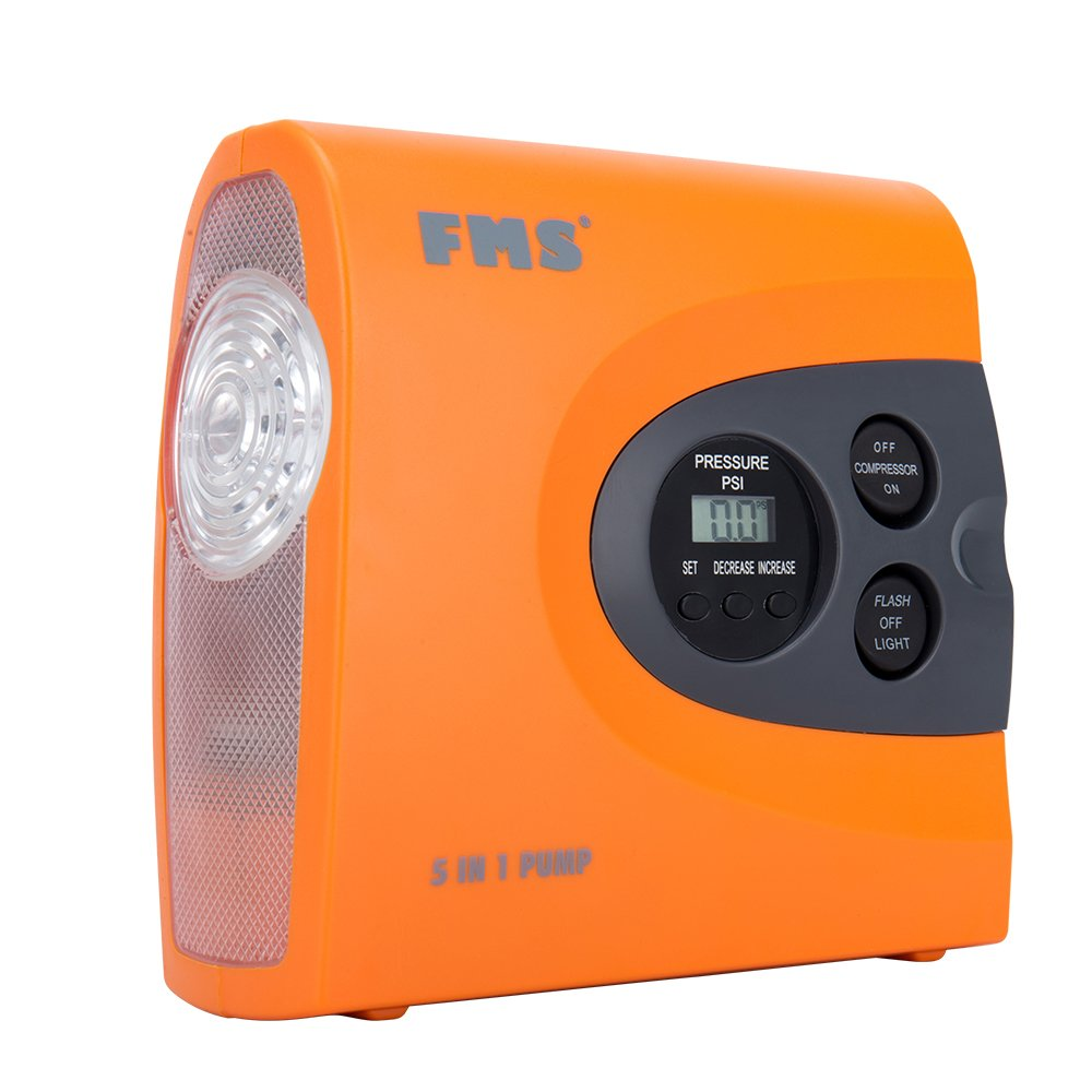 FMS Compresor Digital con Luz LED 12V