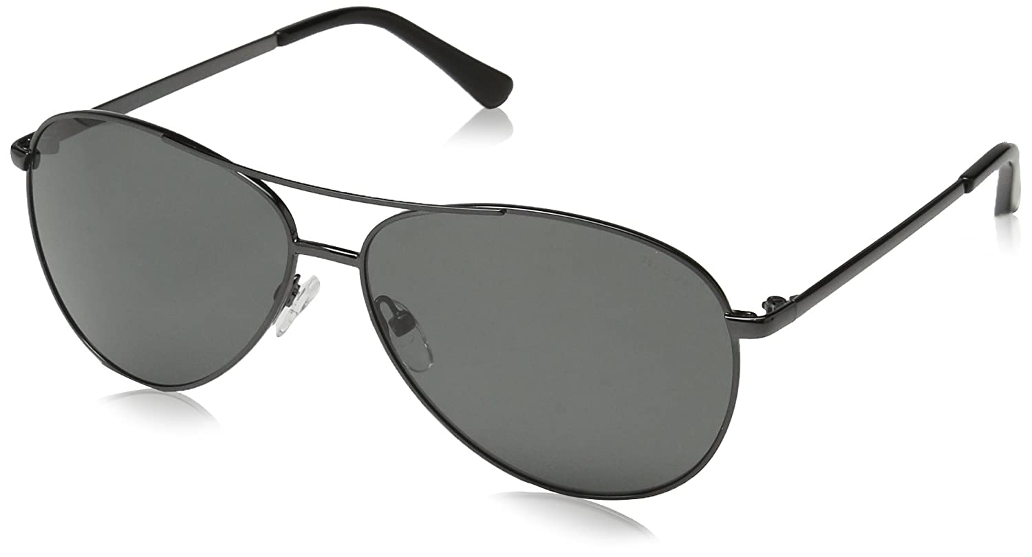 f581b43b667 Amazon.com  Obsidian Sunglasses for Women or Men Polarized Aviator Frame  03