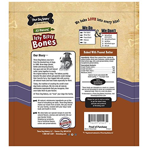 Three-Dog-Bakery-Itty-Bitty-Bones-Baked-Dog-Treats-Peanut-Butter-32-oz
