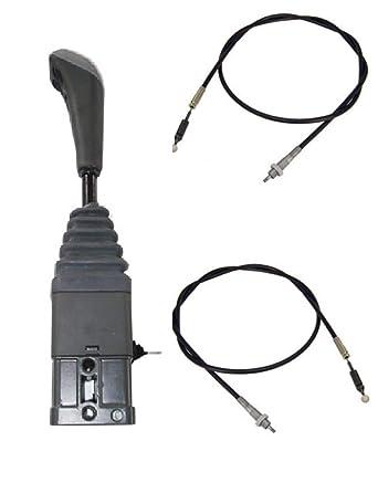 Amazon com: Loader Joystick 1081314M91 VFH1009 + Cables for Massey